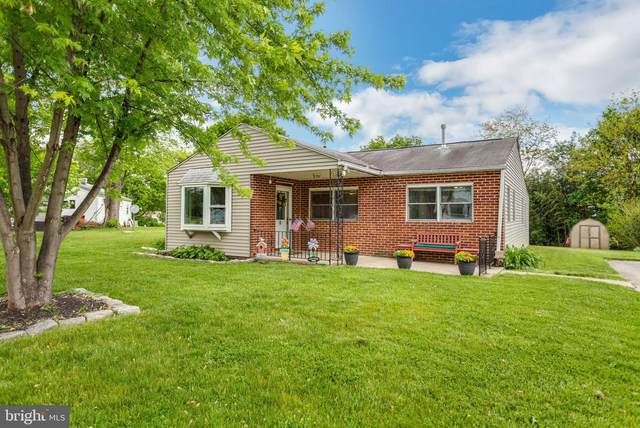 32 Evans Road, NORRISTOWN, PA 19403 (#PAMC692268) :: ExecuHome Realty