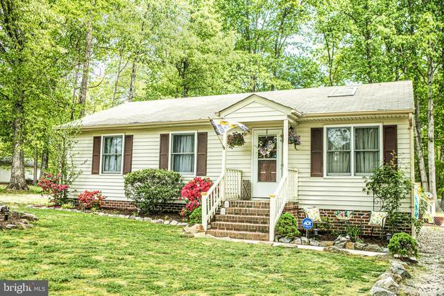 12231 Coulter Lane, RUTHER GLEN, VA 22546 (#VACV124164) :: The Maryland Group of Long & Foster Real Estate