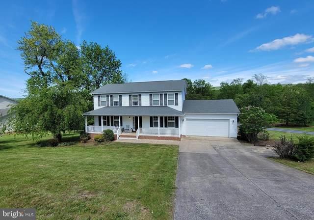 1253 Country Brook Road, TOMS BROOK, VA 22660 (#VASH122200) :: Eng Garcia Properties, LLC