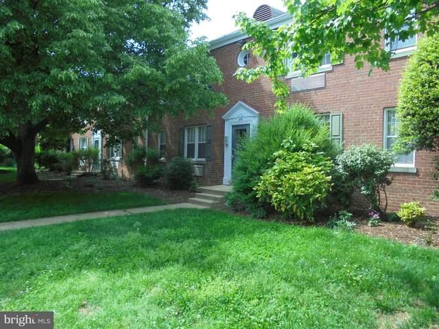318 Ashby Street B, ALEXANDRIA, VA 22305 (#VAAX259470) :: Corner House Realty