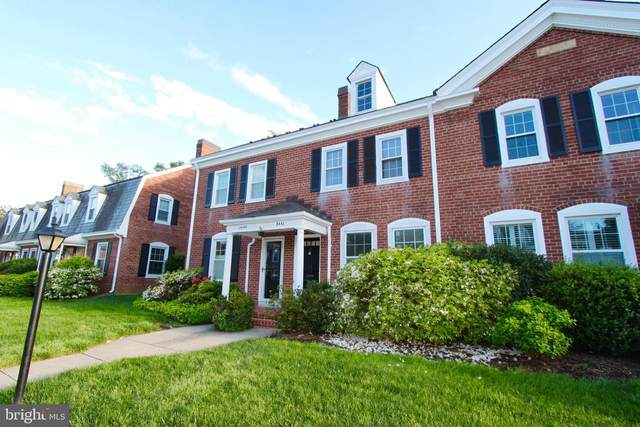 3447 S Wakefield Street, ARLINGTON, VA 22206 (#VAAR181106) :: Speicher Group of Long & Foster Real Estate
