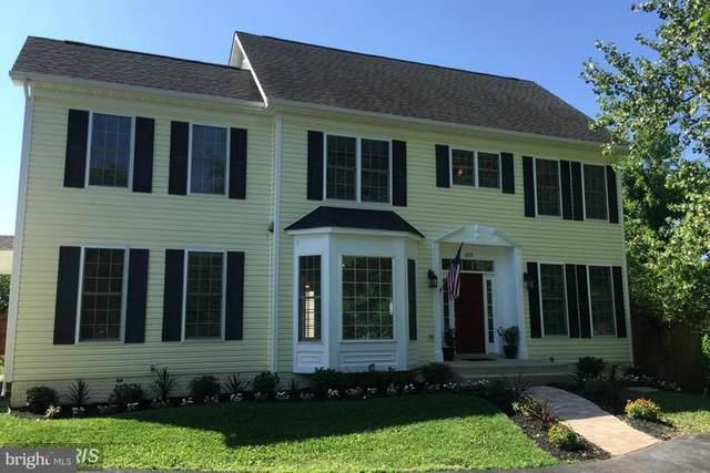 605 Nash Street, HERNDON, VA 20170 (#VAFX1199566) :: Advon Group