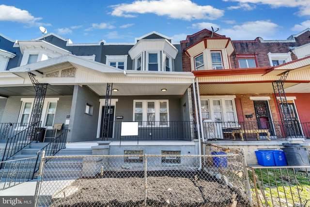 819 S Cecil Street, PHILADELPHIA, PA 19143 (#PAPH1015156) :: Sunrise Home Sales Team of Mackintosh Inc Realtors