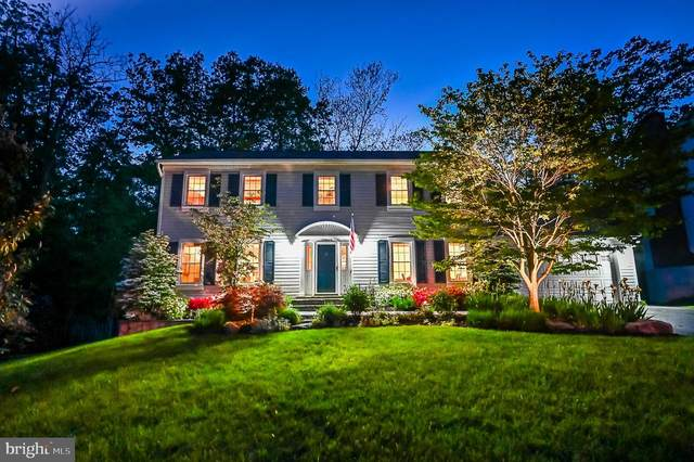 12345 Washington Brice Road, FAIRFAX, VA 22033 (#VAFX1199580) :: Nesbitt Realty