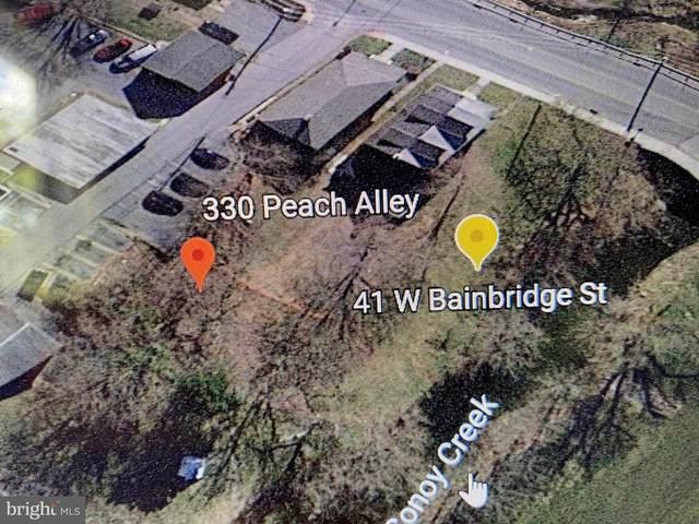 330 S Peach Alley, ELIZABETHTOWN, PA 17022 (#PALA181808) :: The Craig Hartranft Team, Berkshire Hathaway Homesale Realty