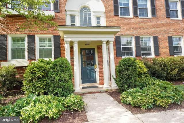 6502 Boulevard View B1, ALEXANDRIA, VA 22307 (#VAFX1199582) :: Corner House Realty