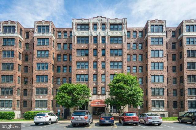 3902 14TH Street NW #621, WASHINGTON, DC 20011 (#DCDC520708) :: Bruce & Tanya and Associates