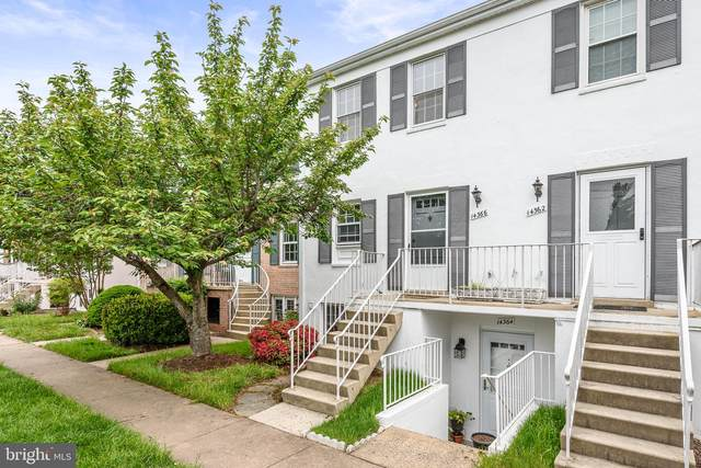 14366 Avocado Court 21B, CENTREVILLE, VA 20121 (#VAFX1199606) :: Bruce & Tanya and Associates