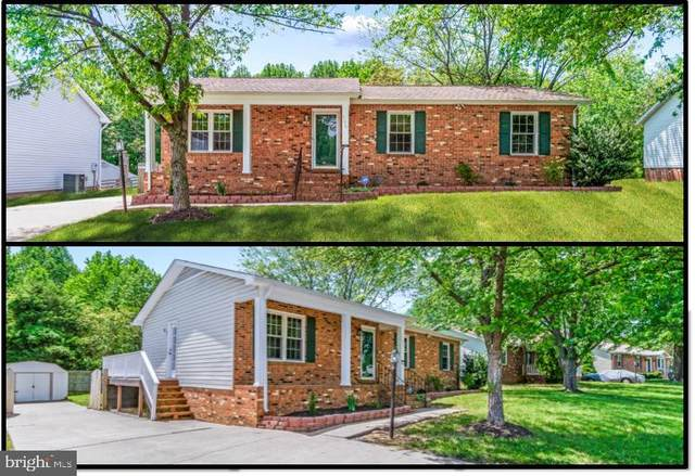 708 Shamrock Drive, FREDERICKSBURG, VA 22407 (#VASP231292) :: The Riffle Group of Keller Williams Select Realtors