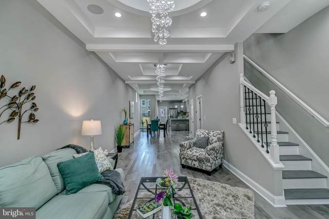 2018 Druid Hill Avenue, BALTIMORE, MD 21217 (#MDBA550146) :: ExecuHome Realty