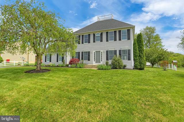 460 Westminster Court, HAGERSTOWN, MD 21740 (#MDWA179634) :: The Riffle Group of Keller Williams Select Realtors