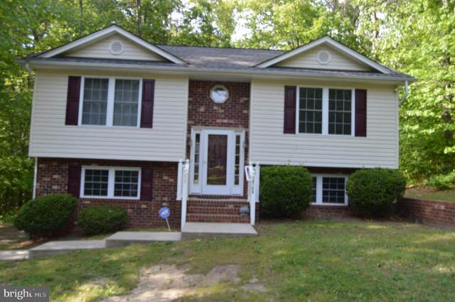 12137 Shortleaf Road, RUTHER GLEN, VA 22546 (#VACV124166) :: The Maryland Group of Long & Foster Real Estate
