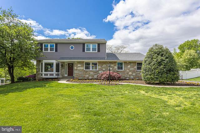 13 Upton Lane, YARDLEY, PA 19067 (#PABU526922) :: Jason Freeby Group at Keller Williams Real Estate