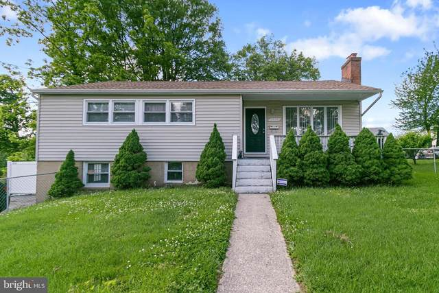 1703 Arcadia Avenue, CAPITOL HEIGHTS, MD 20743 (#MDPG605834) :: The Matt Lenza Real Estate Team