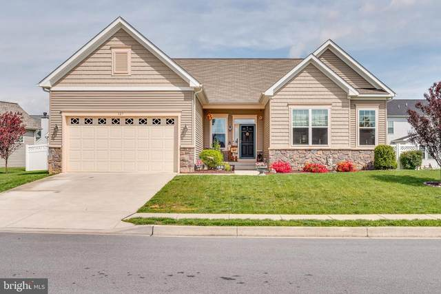 127 Serpentine Way, MARTINSBURG, WV 25405 (#WVBE185848) :: Boyle & Kahoe Real Estate