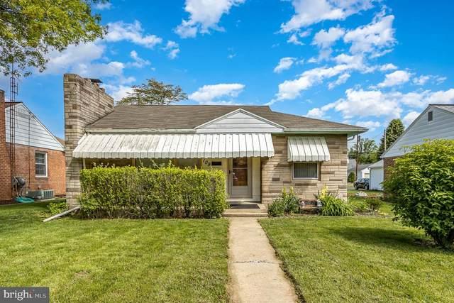 109 E Maplewood Avenue, MECHANICSBURG, PA 17055 (#PACB134662) :: The Joy Daniels Real Estate Group