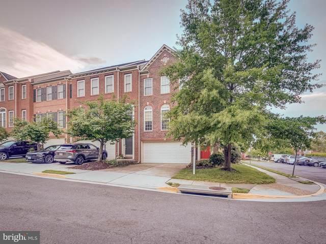 8410 Chaucer House Court, LORTON, VA 22079 (#VAFX1199628) :: AJ Team Realty