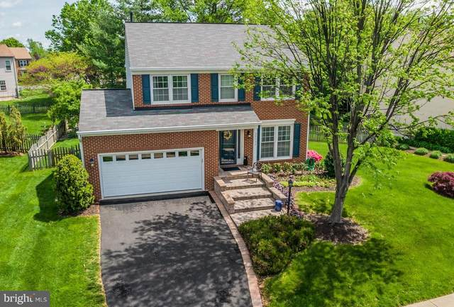20752 Dewberry Court, ASHBURN, VA 20147 (#VALO437976) :: Colgan Real Estate