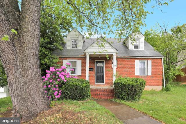 318 Duncan Avenue, FRONT ROYAL, VA 22630 (#VAWR143604) :: The Redux Group