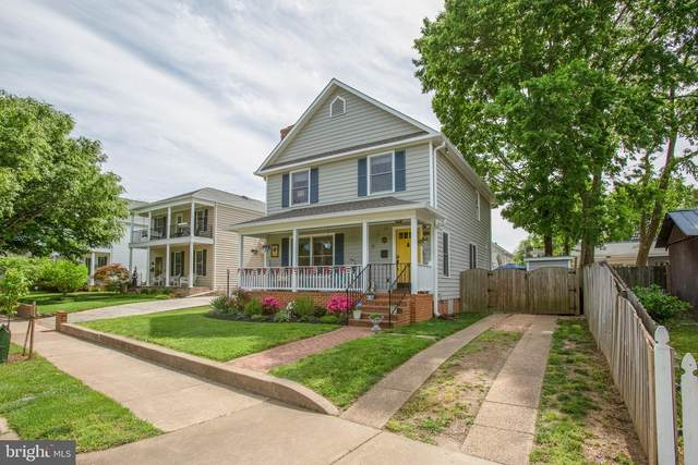 2610 Caroline Street, FREDERICKSBURG, VA 22401 (#VAFB119058) :: Corner House Realty