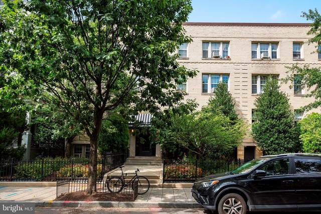 1441 Euclid Street NW #105, WASHINGTON, DC 20009 (#DCDC520734) :: Bruce & Tanya and Associates