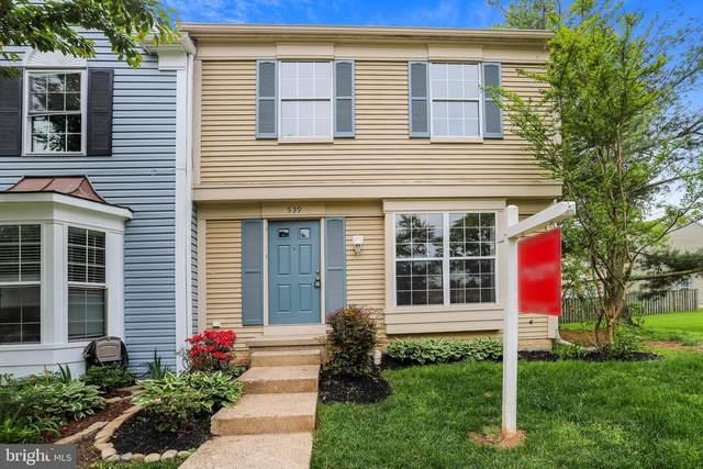 539 Clove Terrace NE, LEESBURG, VA 20176 (#VALO437980) :: The Putnam Group