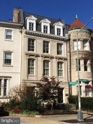 1728 New Hampshire Avenue NW #201, WASHINGTON, DC 20009 (#DCDC520740) :: Bruce & Tanya and Associates