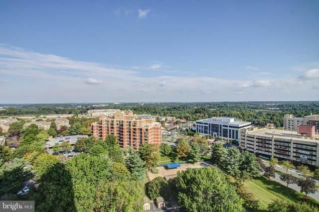 9701 Fields Road #1205, GAITHERSBURG, MD 20878 (#MDMC757352) :: Realty Executives Premier