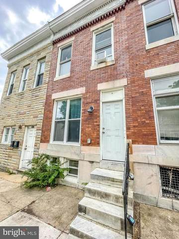 2414 Mcculloh Street, BALTIMORE, MD 21217 (#MDBA550178) :: Colgan Real Estate