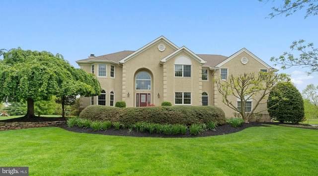 15 Titus Road, SKILLMAN, NJ 08558 (#NJSO114664) :: The Matt Lenza Real Estate Team