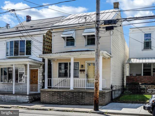 40 N Nicholas Street, SAINT CLAIR, PA 17970 (#PASK135236) :: Flinchbaugh & Associates