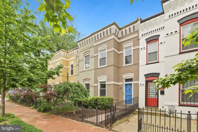 1253 K Street SE, WASHINGTON, DC 20003 (#DCDC520750) :: Ram Bala Associates | Keller Williams Realty
