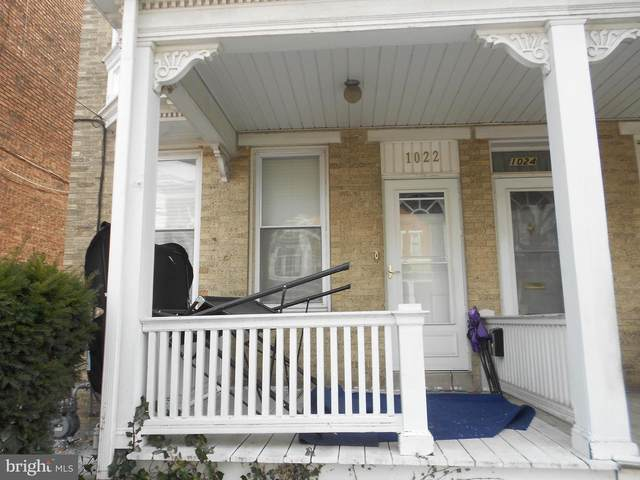 1022 W King Street, YORK, PA 17404 (#PAYK157988) :: Century 21 Dale Realty Co