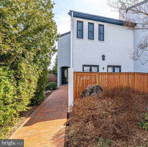 4620 21ST Street N, ARLINGTON, VA 22207 (#VAAR181132) :: Jacobs & Co. Real Estate