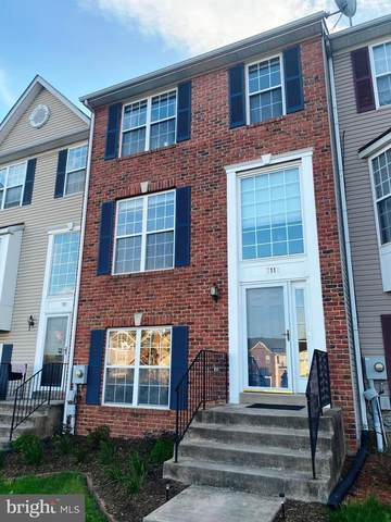 7112 Ladd Circle, FREDERICK, MD 21703 (#MDFR282216) :: The Riffle Group of Keller Williams Select Realtors