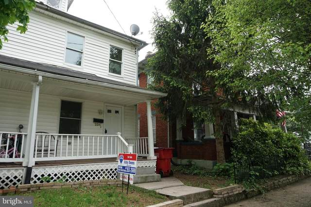 234 S Illinois, MARTINSBURG, WV 25401 (#WVBE185858) :: Eng Garcia Properties, LLC