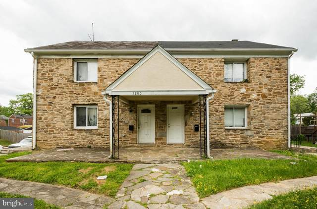5802 Narcissus Avenue, BALTIMORE, MD 21215 (#MDBA550182) :: ROSS | RESIDENTIAL