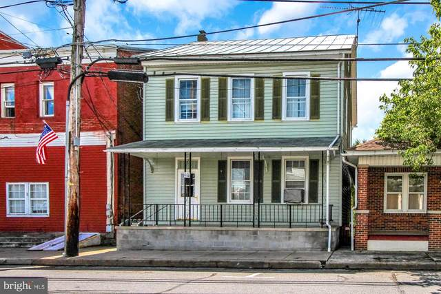 406 N Main Street, BERNVILLE, PA 19506 (#PABK377216) :: Team Caropreso