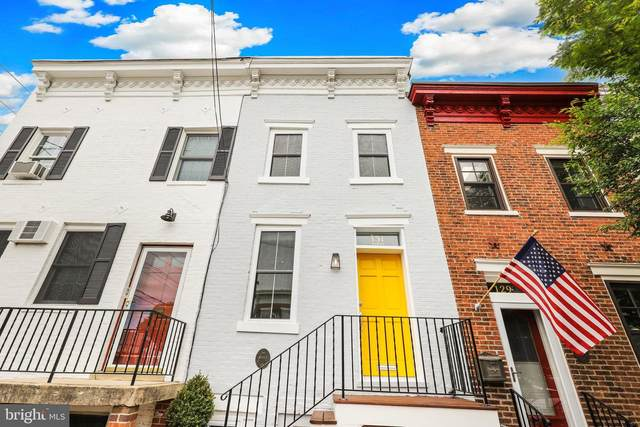 131 N Payne Street, ALEXANDRIA, VA 22314 (#VAAX259506) :: Debbie Dogrul Associates - Long and Foster Real Estate
