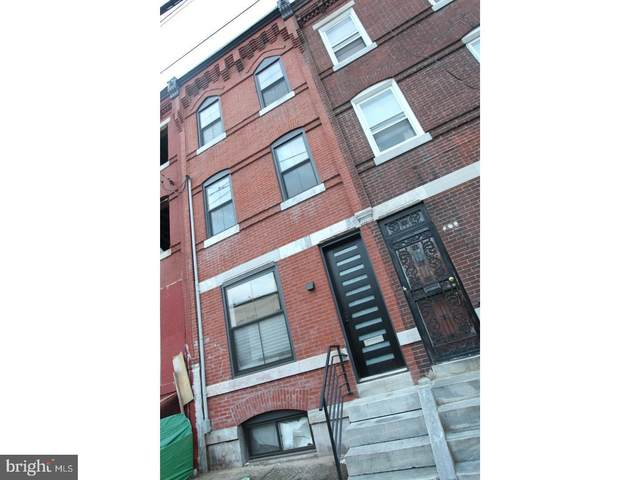 2820 W Master Street, PHILADELPHIA, PA 19121 (#PAPH1015318) :: Keller Williams Real Estate