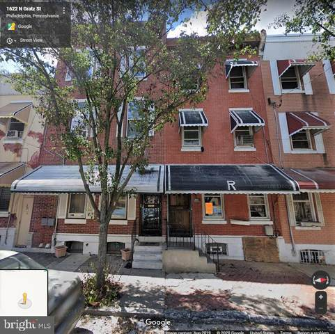 1622 N Gratz Street, PHILADELPHIA, PA 19121 (#PAPH1015324) :: The Dailey Group
