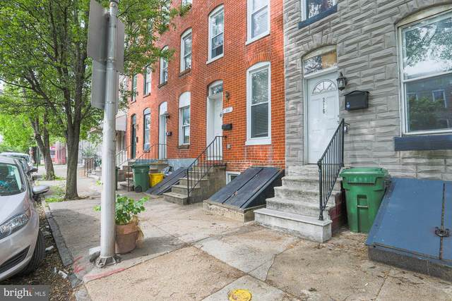 214 N Montford Avenue, BALTIMORE, MD 21224 (#MDBA550200) :: EXIT Realty Enterprises
