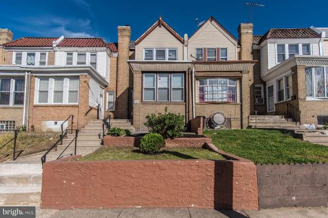 5064 Pennway Street, PHILADELPHIA, PA 19124 (#PAPH1015352) :: The Dailey Group