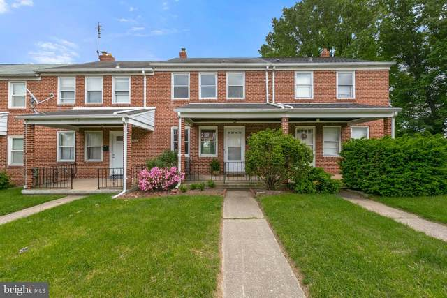 7327 Stratton Way, BALTIMORE, MD 21224 (#MDBC528420) :: The Sky Group