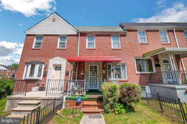 4406 Mountview Road, BALTIMORE, MD 21229 (#MDBA550204) :: Jacobs & Co. Real Estate