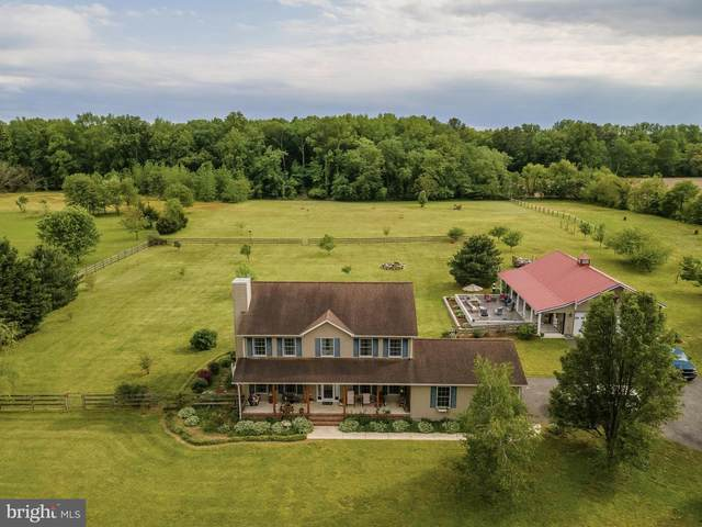 15105 Cherry Lane, RIDGELY, MD 21660 (#MDCM125468) :: ExecuHome Realty