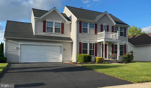 103 Crossing Pointe Court, FREDERICK, MD 21702 (#MDFR282228) :: The Putnam Group