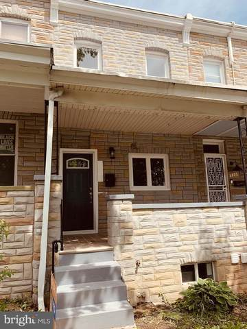 3807 Conduit Avenue, BALTIMORE, MD 21211 (#MDBA550218) :: ExecuHome Realty