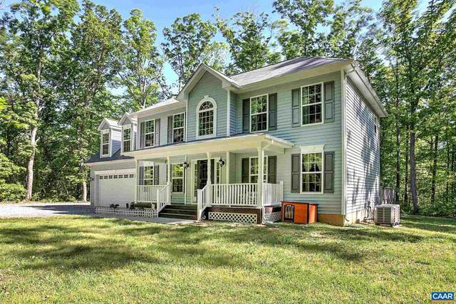 3564 W Old Mountain Road, LOUISA, VA 23093 (#617230) :: AJ Team Realty
