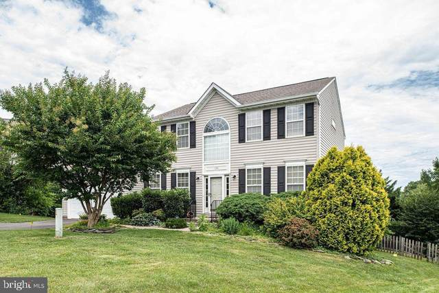 123 Derby Way, WARRENTON, VA 20186 (#VAFQ170488) :: Colgan Real Estate